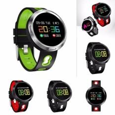 Kekuatan Luar Biasa X9 VO Terbaru Seksi Produk Warna Layar Pintar Gelang Kebugaran Tekanan Darah Smartwatch IP68 Tahan Air Renang Pintar Gelang monitor Detak Jantung Alat Pengukur Langkah-Perak-Satu Ukuran-Internasional