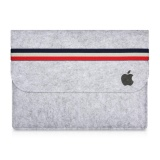 Toko Jual Woolen Felt Laptop Cover Softcase Sleeve For Macbook Air 11 New Macbook 12