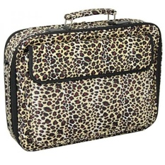 World Traveler 17 Inch Laptop Computer Case, Leopard, One Size - intl