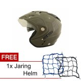 Top 10 Wto Helmet Impressive Hijau Tua Promo Gratis Jaring Helm Online