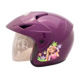 Beli Wto Helmet Junior Neo Rapunzel Ungu Cicilan