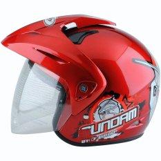Katalog Wto Helmet Kids Pet Gundam 3 Merah Wto Helmet Terbaru