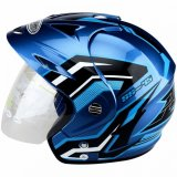 Harga Wto Helmet X 5 Ss 45 Biru Biru Termurah
