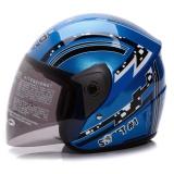 Wto Helmet Z1R Kop Street 1 Seablue Wto Helmet Diskon 30