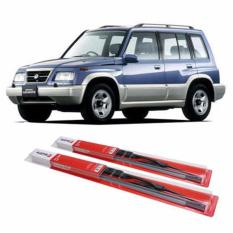 Spek Wurth Wiper Blade Kaca Depan Mobil For Suzuki Vitara Sidekick 17 17 Inch Indonesia