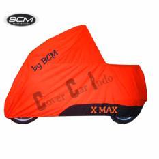 Harga X Max Merah List Hitam Cover Body Motor Lengkap