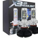 Harga X3 Lampu Led Mobil H4 Philips Lumiled Hi Low Baru