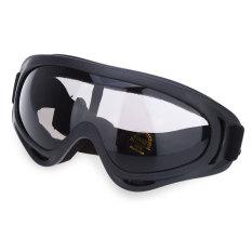 Beli X400 Sepeda Motor Bersepeda Angin Airsoft Tim Swat Sepeda Atv Lensa Kacamata Kelabu Cicil