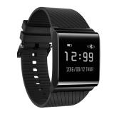 Harga X9 Ditambah Monitor Tekanan Darah Oksigen Denyut Jantung Cerdas Gelang Kesehatan Kebugaran Gelang Tracker Smartwatch Pedometer Intl Yg Bagus