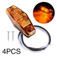 Toko Xcsource 4X Waterproof Led Front Side Marker Light Van Truck Trailer Indicator 12V Xcsource Dki Jakarta