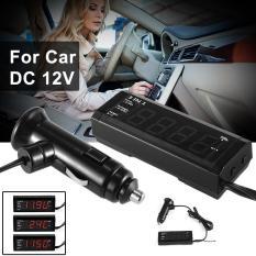 Review Toko Xcsource Multifuncitonal Mobil Kit Digital Pengukur Tegangan Volt Jam Termometer Dc 12 V Ma1006 Online