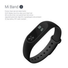 Harga Xiaomi Mi Band 2 Oled Display Black Barang Baru Xiaomi Baru