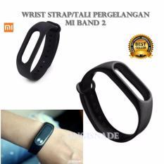 Xiaomi Wrist Strap/Tali Cadangan Mi-Band 2 for Xiaomi Mi Band 2- Hitam