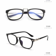 XiYiSi AAA quality HD polarized men women eyeglasses 7230K black frame