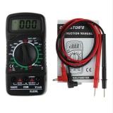 Spesifikasi Xl 830L Handheld Lcd Digital Multimeter 3 1 2 Voltmeter Ohmmeter Multitester F7 Intl Yang Bagus Dan Murah