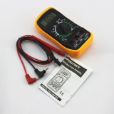 Spesifikasi Xl 830L Handheld Lcd Digital Multimeter 3 1 2 Voltmeter Ohmmeter Multitester F7 Intl Oem