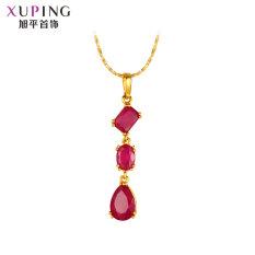 OFASHION Aksesoris Kalung CA-180314-K011 Necklace Fashion Xuping Jewelry Hitam ... Source · Rp 147.400. XUPING JEWELRY Kalung Klavikula Sintetis Batu Delima ...