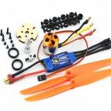 Beli Xxd 2212 Motor Ztw Beatles Al30A Brushless Esc Baling Baling Set Kv2200 Intl Oem Online