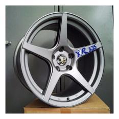 XXR 535 Velg/Rims 15 Silver 1 Set 4 Pcs