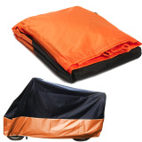 Harga Xxxl Motor Cover Untuk Harley Electra Glide Ultra Klasik Flhtcu Black Orange Baru Murah