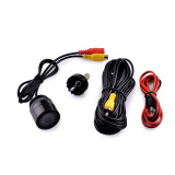 Xy 1228 Waterproof Universal Wired Car Rear View Camera W 9 Ir Led Night Vision Hitam Not Specified Diskon