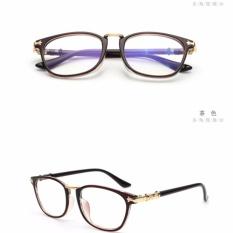 XYC Top quality polarized unisex eyewear 2017 new 7230K tea frame