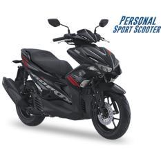 Yamaha AEROX 155 VVA - Black - Jabodetabek