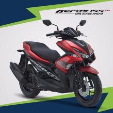 Yamaha AEROX 155 VVA Red Jakarta - Banten/Tangerang