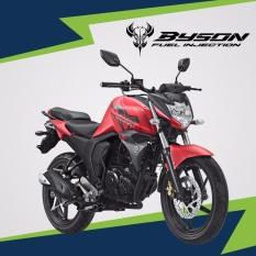 YAMAHA All New BYSON FI - Matte Red (Jakarta - Banten)