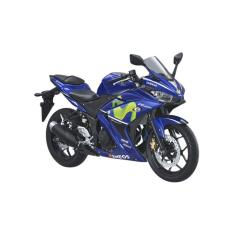 Yamaha All New R25 Sepeda Motor - Movistar Livery (OTR JADETABEK)