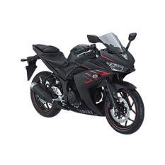 Yamaha All New R25  Sepeda Motor - Spectre Black ( OTR JADETABEK )