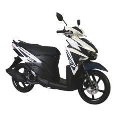 Harga Yamaha All New Soul Gt 125 Putih Khusus Jabodetabek