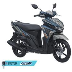 Yamaha All New Soul Gt Aks Sss Biru Khusus Jabodetabek Asli