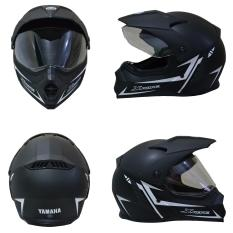 Iklan Yamaha Helm Full Face Xabre Black Doff Helm Yamaha Full Face Xabre Helm Full Face
