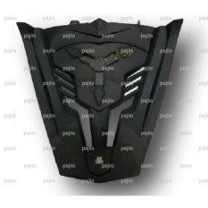 Asesoris Motor Acessoris Motor Yamaha Jupiter MX king 150 V-grill Aero Scop Scoop V Grill Depan Motor Tameng Aksesoris Motor MX king 150 MXking 150