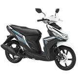 Diskon Yamaha New Mio M3 Cw 125 Awesome White Otr Jadetabek 2018 Branded