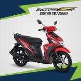 Promo Yamaha Mio Z 125 Merah Zuper Jakarta Banten Yamaha