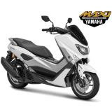 Jual Yamaha N Max Abs Premier White Putih Jabodetabek Import