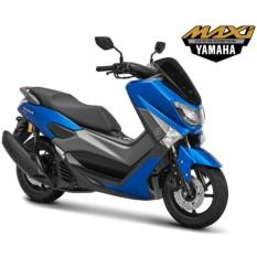 Yamaha N-Max - Merah Jabodetabek Free Jaket Kulit Nmax