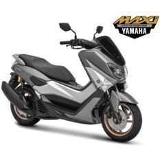 Yamaha N-Max - Silver Jabodetabek Free Jaket kulit Nmax