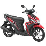 Jual Yamaha New Mio M3 125 Cw Attractive Red Otr Jadetabek 2018 Grosir