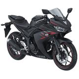 Jual Yamaha R25 Racing Black Hitam Di Dki Jakarta