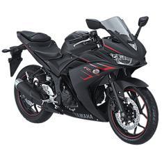 Cuci Gudang Yamaha R25 Racing Black Hitam