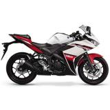 Jual Yamaha R 25 Racing Red Merah Khusus Jabodetabek Baru