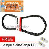Promo Yamaha V Belt Vanbelt Mio Sporty Free Lampu Sein Led Di Jawa Tengah