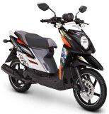 Spesifikasi Yamaha X Ride Drifting Hitam Dan Harga