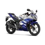 Ulasan Tentang Yamaha Yzf R15 Racing Sepeda Motor Biru