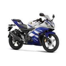 Yamaha Yzf R15 Racing Sepeda Motor Biru Dki Jakarta Diskon