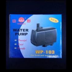 Harga Yamano Wp 103 Akuarium Pompa Air Ikan 1300L H Kolam Aquarium Hidroponik Di Jawa Barat
