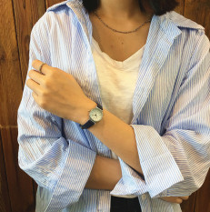 Chic Korea Fashion Style Elektronik Jam Tangan Murah